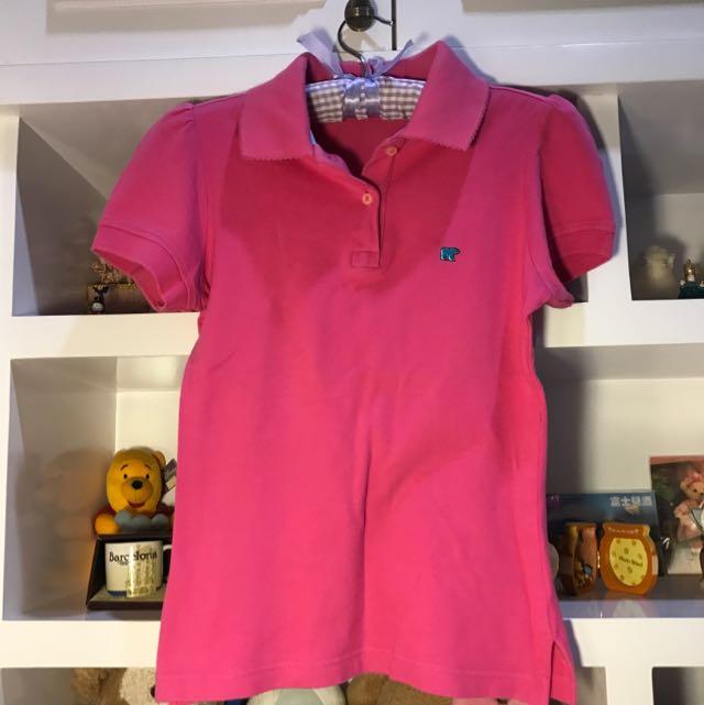 Jack Nicklaus Pink Shirt