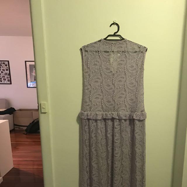 Lace Long length Festival Dress Asos