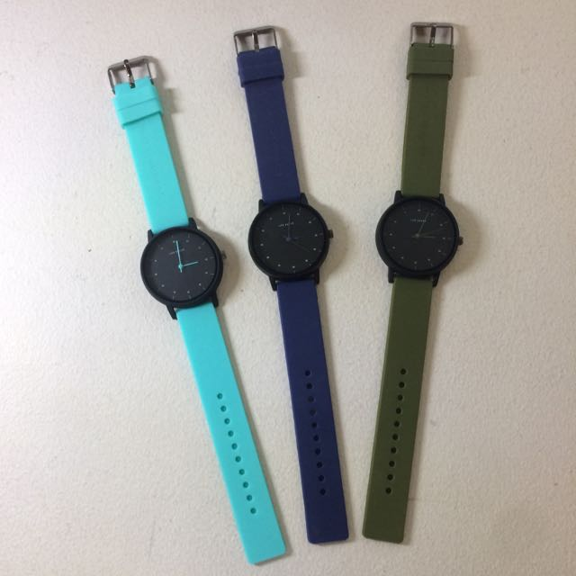 Life Saver watches - 3 for Php 480.00