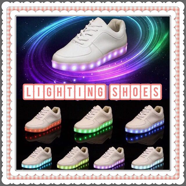 Lighting/LED Shoes (UNISEX)