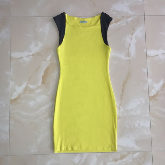 Lime Kookai Dress