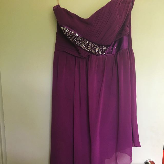 Lipsy UK14 Beaded Dress