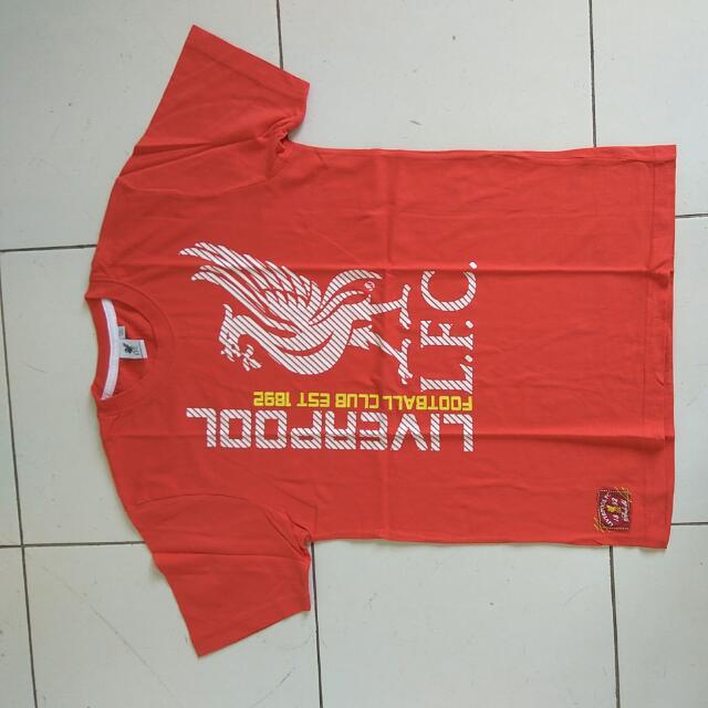 Liverpool Supporter T-shirts Original