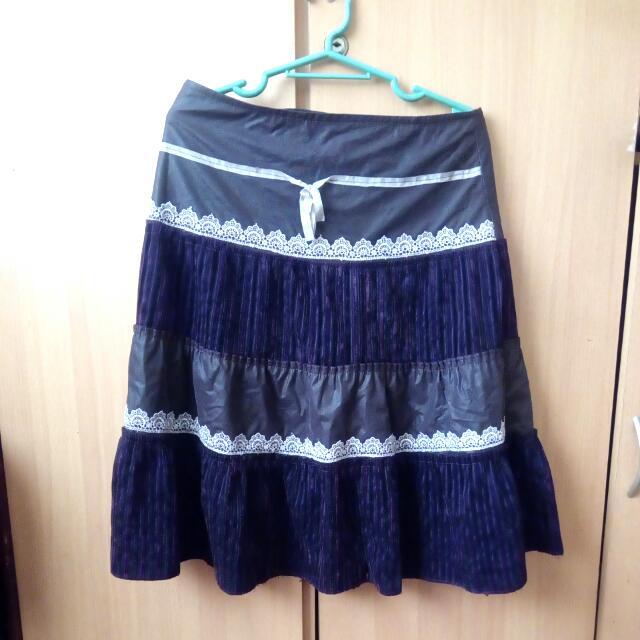 PRICE DOWN! Lolita Skirt Violet