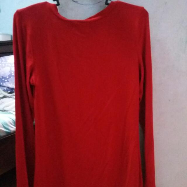 Longsleeve (Red)