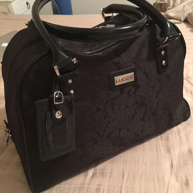 Lucca Large Travel/Toiletry Bag