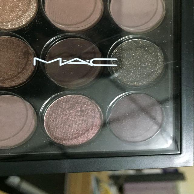 Mac 九色眼影