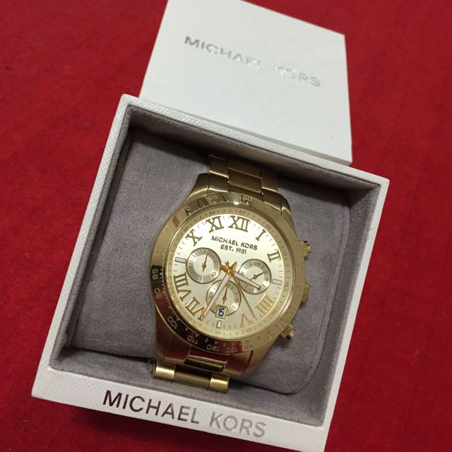 Michael kors 金錶