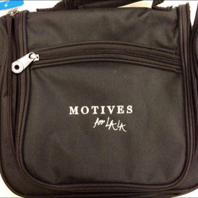Motives Make Up Bag