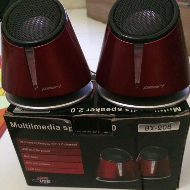 Multilmedia Speaker