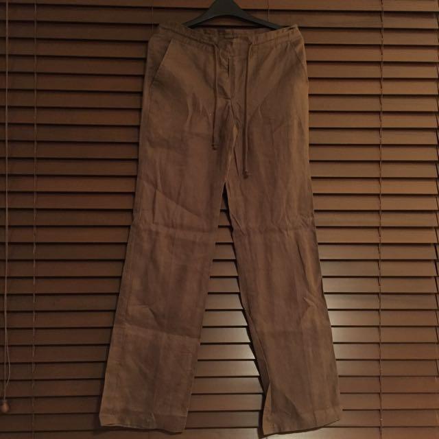 Nafnaf Dark Khaki Pants