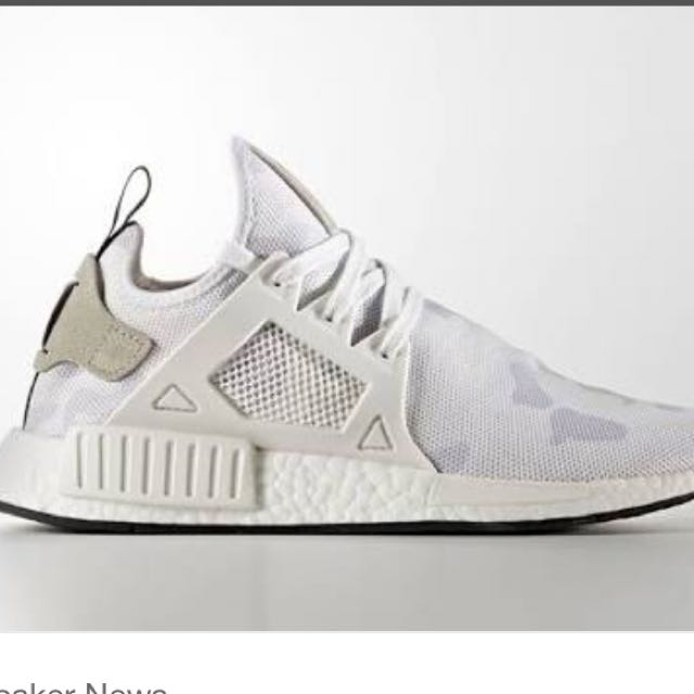 Nmd Xr1 Duck Camo Size 10.5