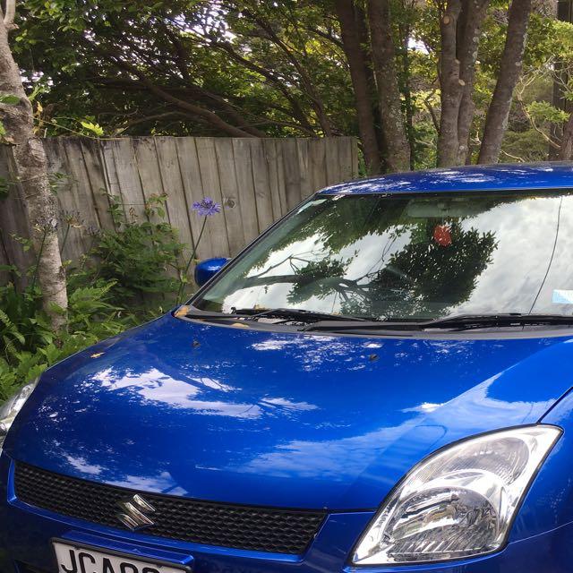 NZ New Suzuki swift 2005 GLXHA2 1.5L Automatic