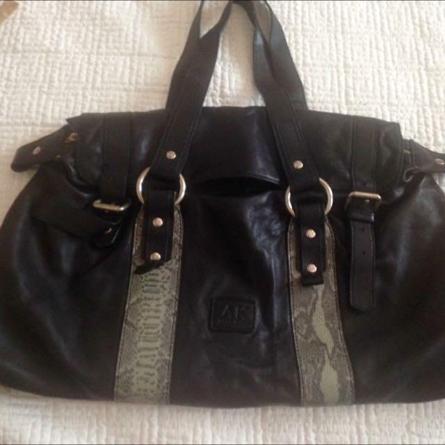 Original Anne Klein Leather Bag
