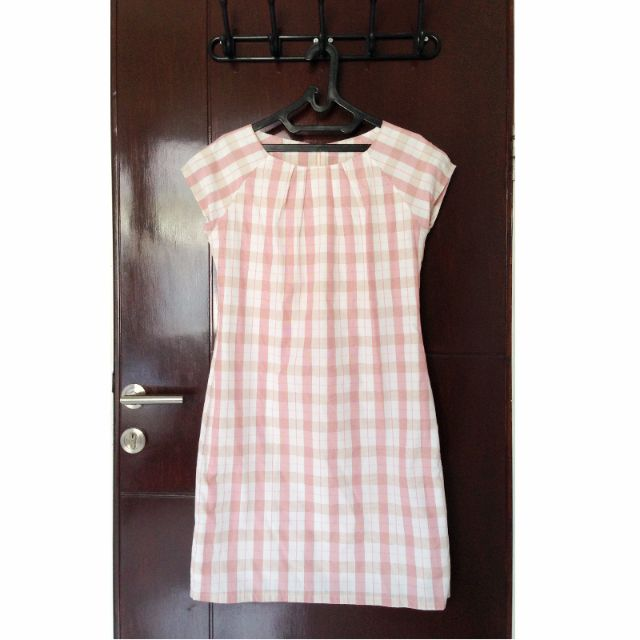 Osmose Pastel Pink Dress
