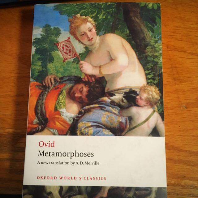 Ovid's Metamorphoses
