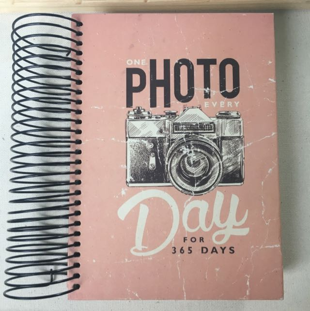 Photo A Day Book