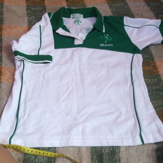 Polo Shirt Girls Scout For Mother