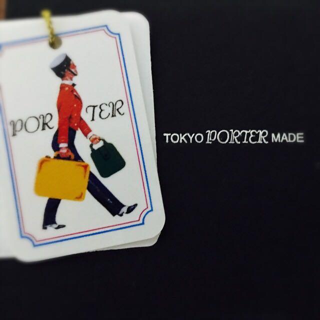 日porter零錢包