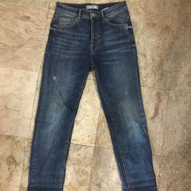 Pull&Bear Cigarette Jeans