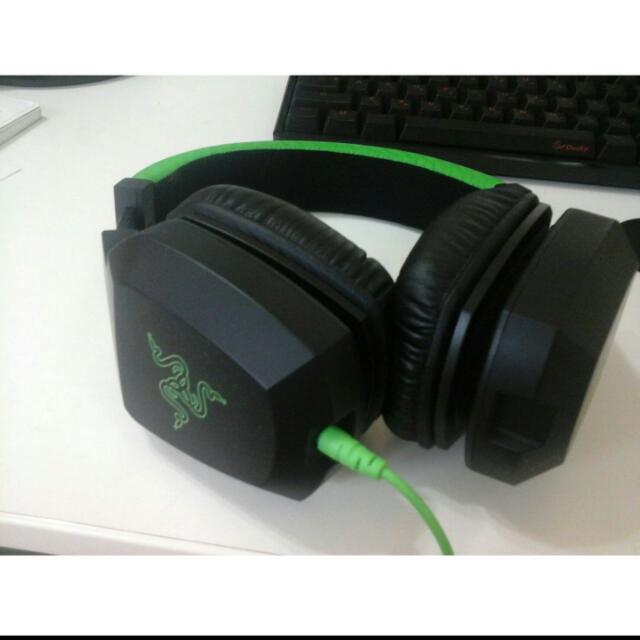 Razer雷蛇電競耳機