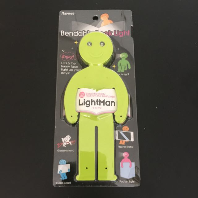 Reading Light, Phone Stand , Name Card Stand From Japan
