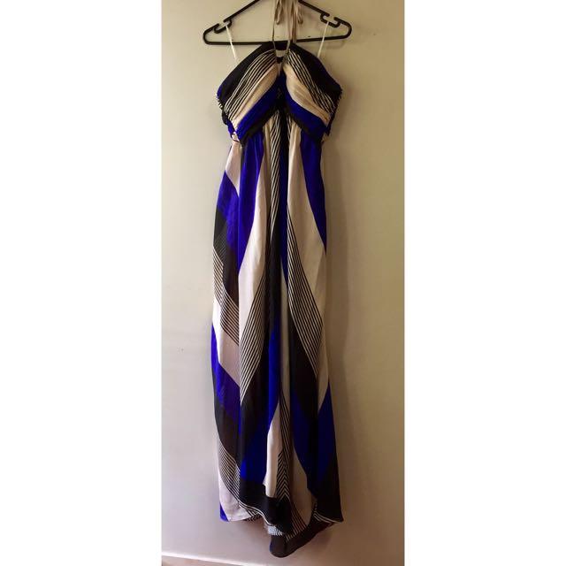 SHEIKE | Patterned Maxi Dress