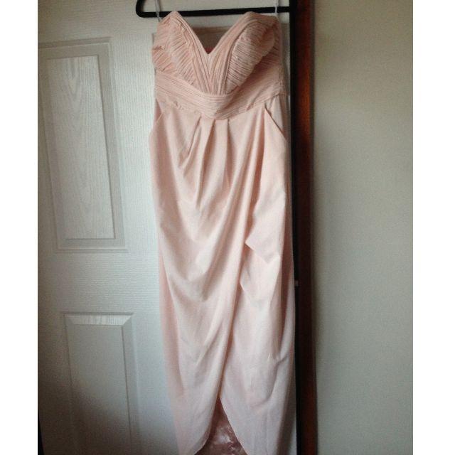 SHIEKE pink dress