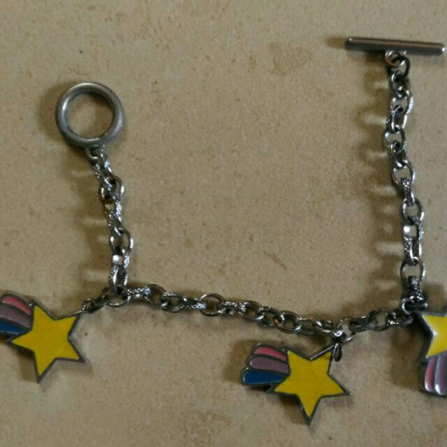 Stars Charm Bracelet