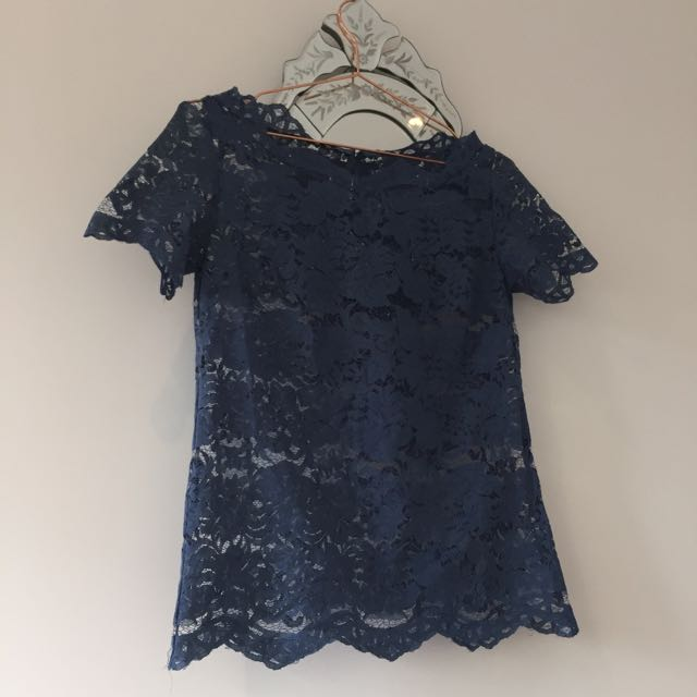 Stella McCartney For Target Lace Top