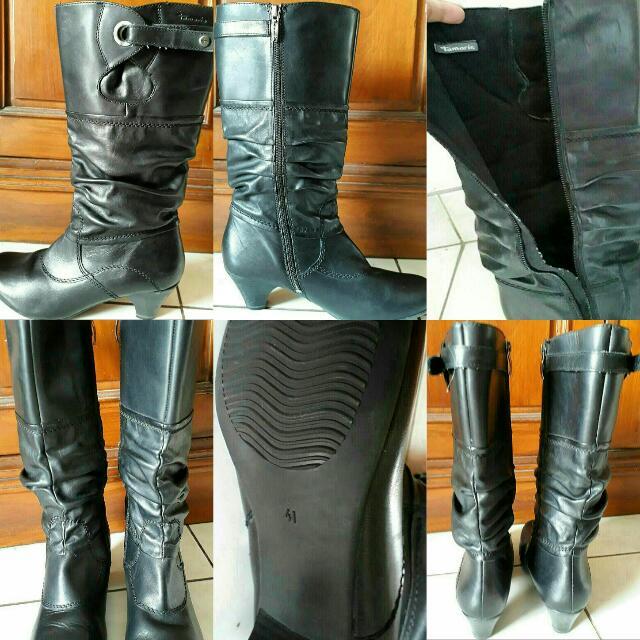 Pre❤Tamaris Knee Lenght Boots