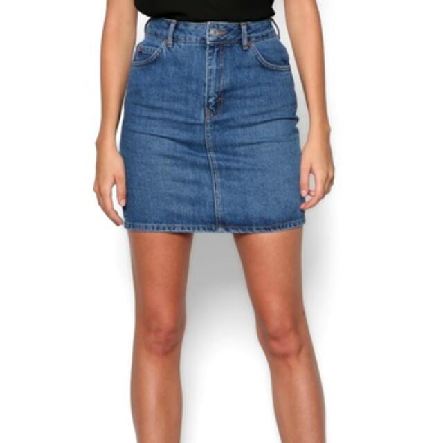 aff006994e Topshop Moto High Waisted Mini Skirt, Women's Fashion, Clothes ...