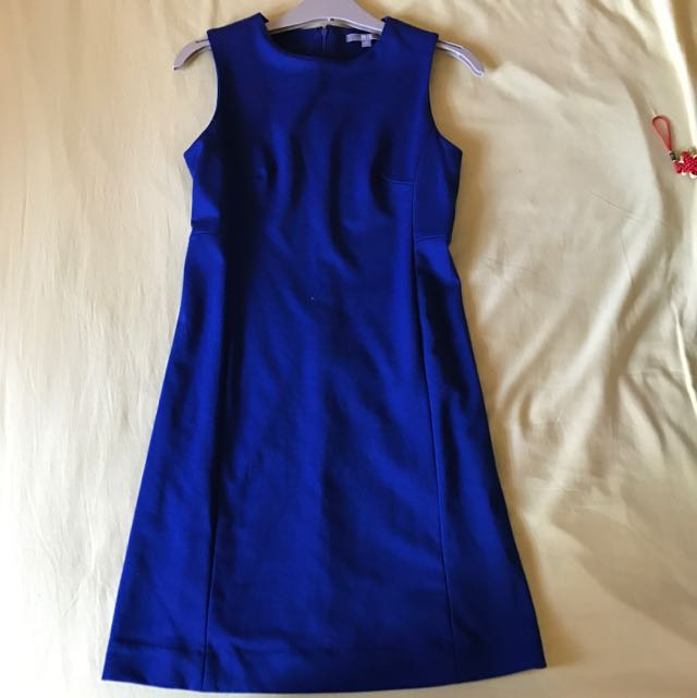 Uniqlo XS Blue Dress