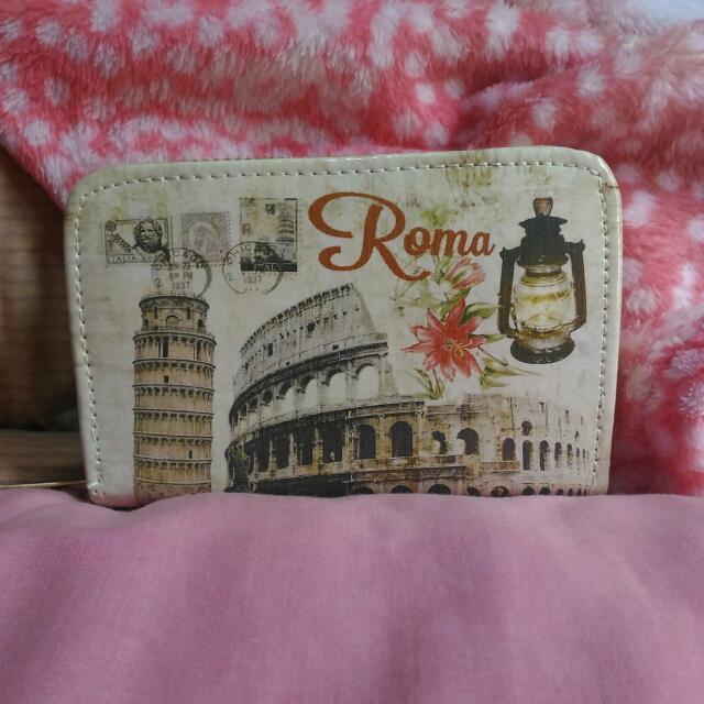 Vintage Design Wallet