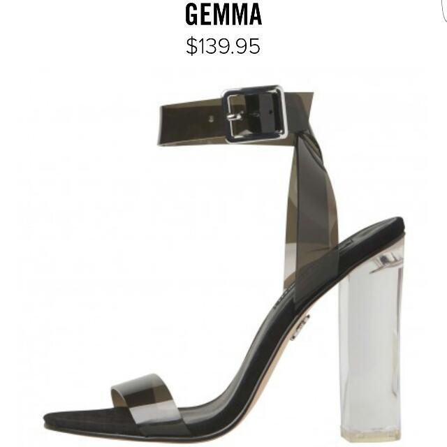 "Windsor Smith ""Gemma"" PVC Heels"