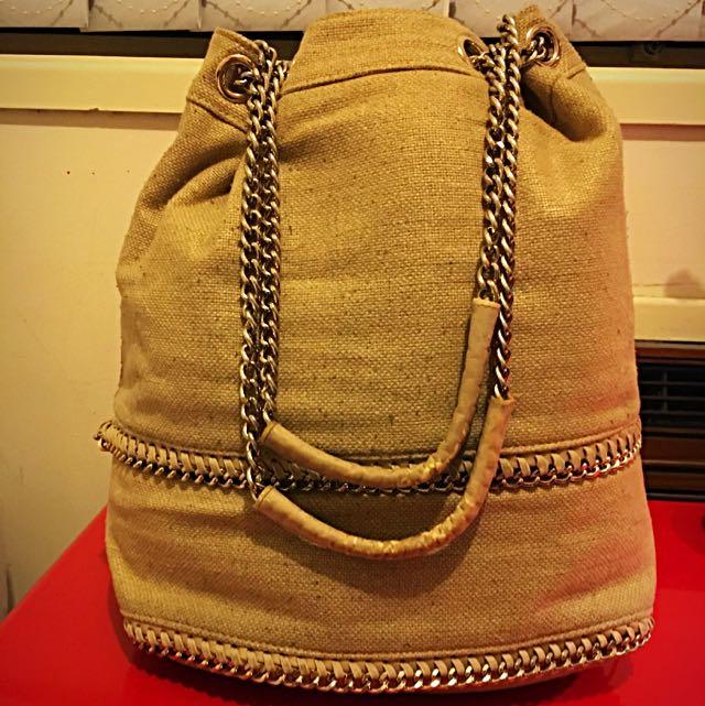 Witchery - Bucket Bag - Gold