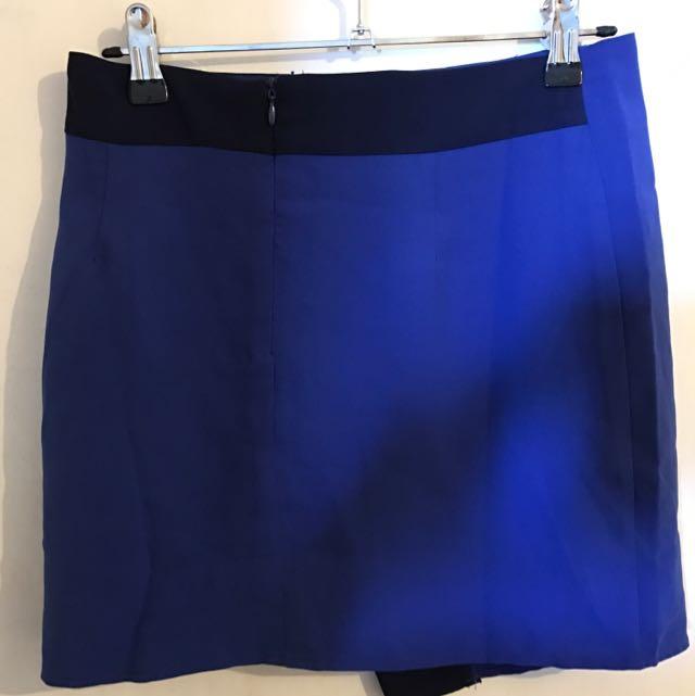 Zalora Wrap Skirt