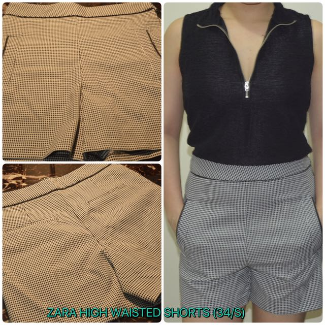 Zara High Waisted