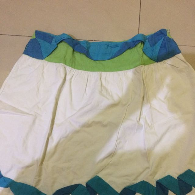 Zara Skirt Good Condition Big Size