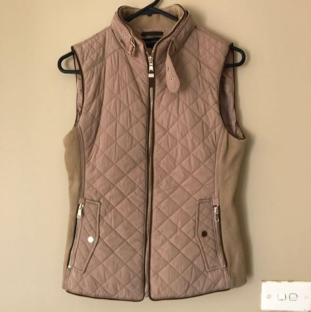 Zara Vest Jacket