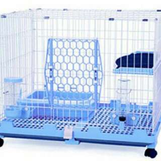 610-L1Y歐式精緻豪華(2層)1跳板貓籠