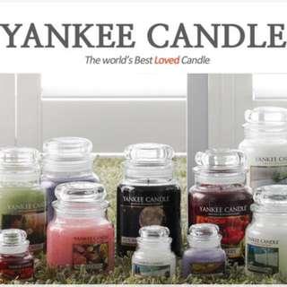🚚 (團購)Yankee Candle 香氛蠟燭