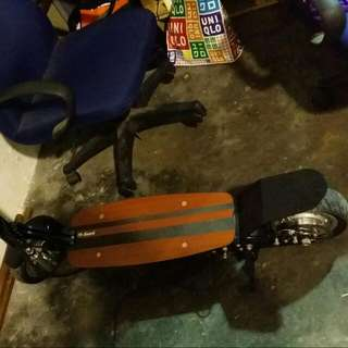 scooter mboard