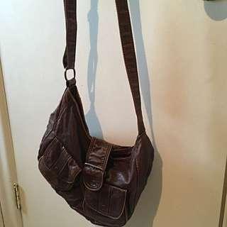 Hobo Bag. Over The Shoulder