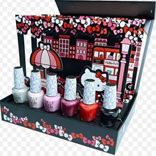 OPI Hello Kitty Collector's Edition