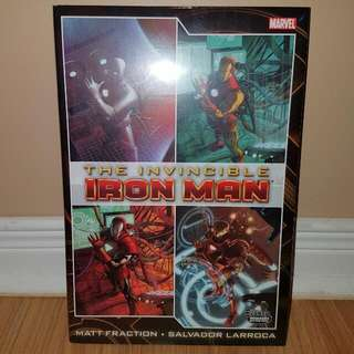 Invincible Iron Man HC Volume 1