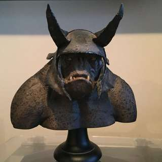 Lord Of The Rings Attack Troll Bust