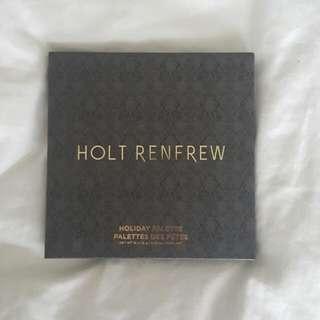 Brand New HOLT RENFREW Eyeshadow Palette