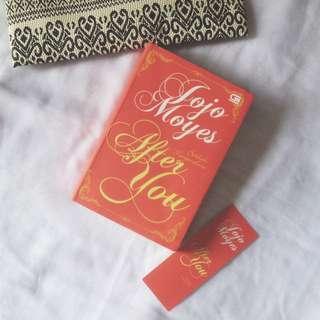 Novel After You by Jojo Moyes