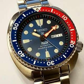 FSOT - For Sale Or Trade Seiko PADI Turtle SRPA21-K1